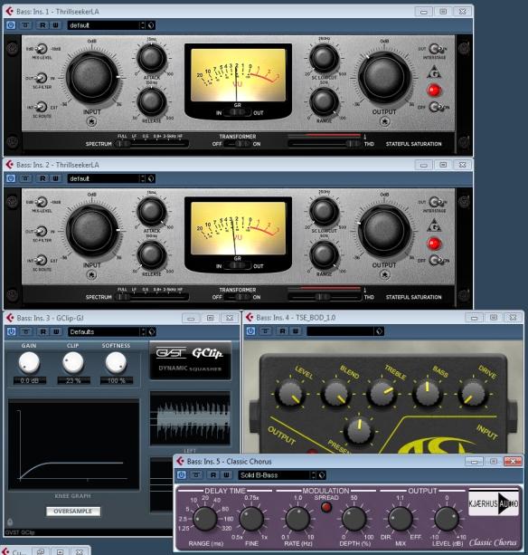 bass sound